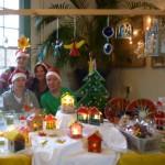 kerstmarkt in het weeshuis